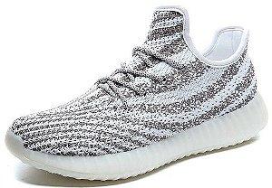 Adidas Yeezy Boost 550 - Branco Listrado
