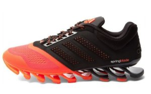 Adidas Springblade Drive 2.0 - Preto c/ Vermelho