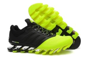 Adidas Springblade Drive 2.0 - Preto c/ Amarelo