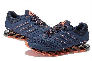Adidas Springblade Drive 2.0 - Azul Escuro