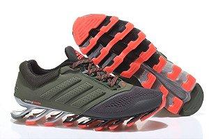Adidas Springblade Drive 2.0 - Verde Escuro