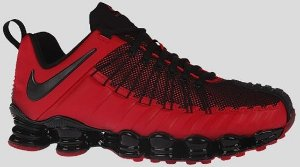 Nike Total Shox - Vermelho