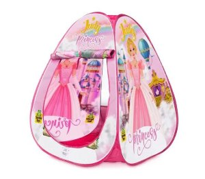 Toca Barraca Princesa Judy - C/ Bolsa - Samba Toys