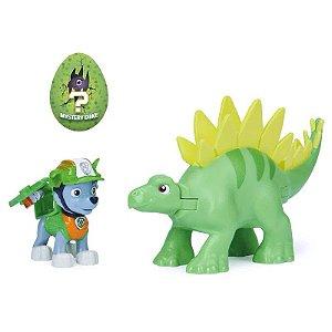 Rocky + Stegosaurus - Dino Rescue - Patrulha Canina - Sunny