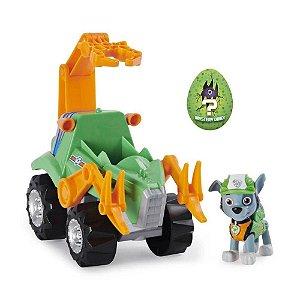 Patrulha Canina Dino Rescue - Veículo Rocky Original - Sunny