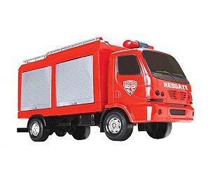 Caminhão Urban Resgate - Roma Brinquedos
