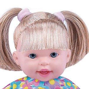 Boneca Bebê Matrakinha - Fala 75 Frases - 30cm - Supertoys