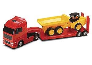 Caminhão Diamond Truck Fora de Estrada - Roma Brinquedos