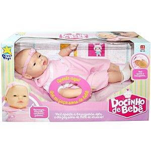 Boneca Docinho de Bebê - Divertoys