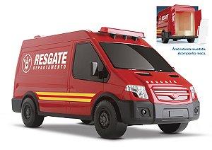 Supervan Resgate - Roma Brinquedos