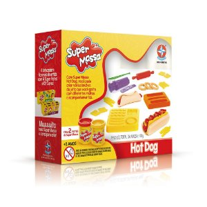 Super Massa Hot Dog - Estrela
