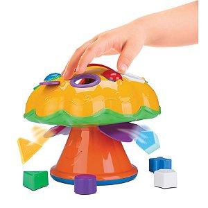 Brinquedo Educativo - Diver for Baby Cogumelo - Divertoys