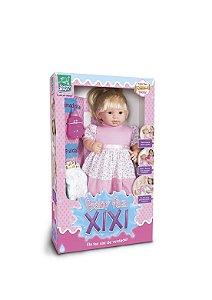 Boneca Baby Faz Xixi - Faz Xixi de Verdade - Supertoys