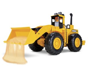 Trator Carregadeira Columbus - 51cm - Roma Brinquedos
