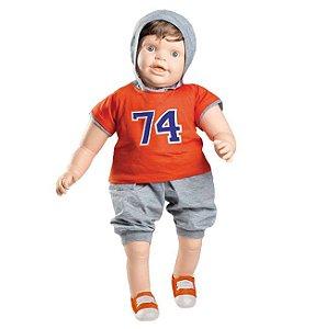 Boneco Turma do Léo - 67,5cm - Roma Brinquedos