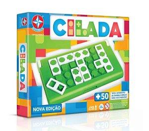Jogo Cilada - 50 desafios - Nova Edição -  Estrela