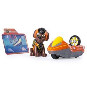 Patrulha Canina - Veículo e Figura - Missão Patinha - Zuma Hidro Sky - Sunny