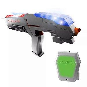 Conjunto de Lançador Infravermelho e Colete - Laser X - Sunny