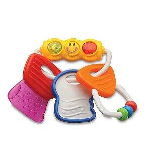 Mordedor Chaveirinho Chaves para Bebê - Zoop Toys
