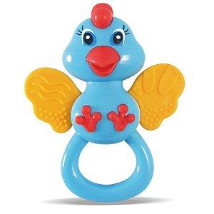Chocalho Passarinho para Bebê - Zoop Toys