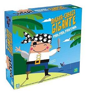 Quebra Cabeça Gigante - Pira, Pira, Piratinha - 20 peças - NIG