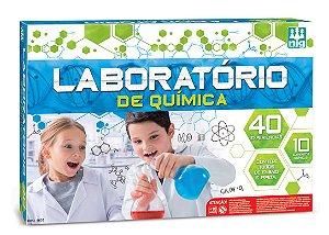Laboratório de Química - c/ 40 experiências - NIG