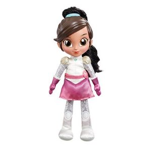 Boneca Nella - Uma Princesa Corajosa - 32cm - Fala e Canta - DTC