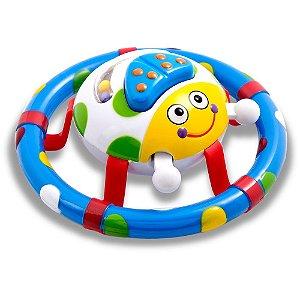 Chocalho C/ Som Para Bebê - Joaninha - Zoop Toys