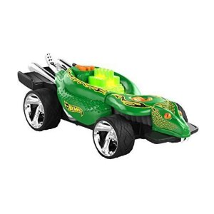 Carrinho Hot Wheels Road Rippers - Extreme Action - Verde - Dtc