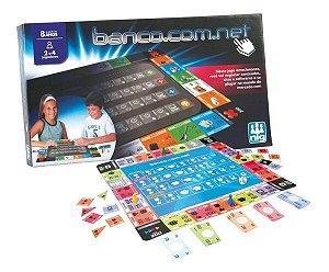 Jogo Banco .com .net - Tabuleiro - Jogo De Estratégia - Nig