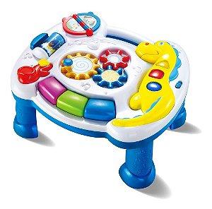 Mesa Mesinha De Atividades C/ Luz E Som Para Bebês - Zoop