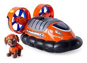 Patrulha Canina Figura Com Veículo  Zuma's - Sunny
