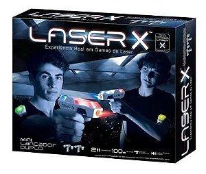 Conjunto 2 Lançador Laser X - Mini Duplo - Sunny