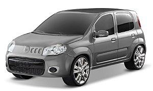 Fiat Uno Attractive - Carrinho Infantil - Roma Brinquedos