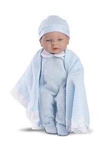 Boneca Roma Babies Saída Da Maternidade C/ Acessórios- Roma