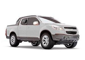 Carrinho Pick-up S10 Rally Infantil - Roma Brinquedos