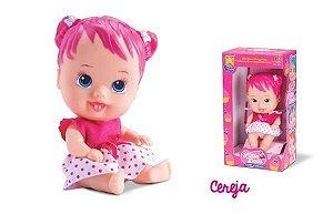 Boneca Bebê Little Dolls Alive Cores E Sabores - Divertoys