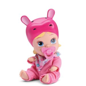 Boneca Bebê Little Dolls Alive Soninho Faz Xixi - Divertoys