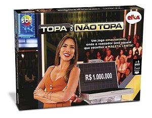 Jogo Topa Ou  Não Topa Sbt - Elka Brinquedos