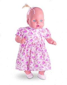 Boneca Judy - Fala 62 Frases - C/ 49cm - Milk Brinquedos