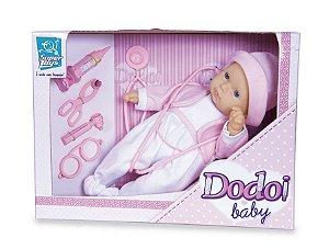 Boneca Dodoi Baby - Supertoys