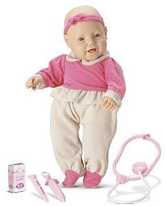 Boneca Alergic Baby - Roma Brinquedos