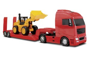 Diamond Truck Carregadeira - Roma Brinquedos