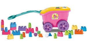 Carriola Infantil Didática - Little Poney - Divertoys