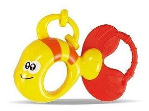 Chocalho E Mordedor Peixinho P/ Bebês - Zoop Toys