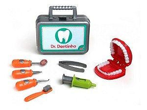 Maleta Educativa Doutor (a) Dentinho - C/ Acessórios - Elka