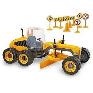 Trator Motoniveladora Construction 115 Plainer -45cm-  Usual