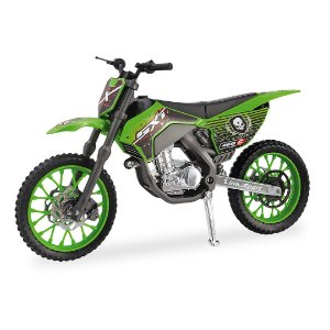 Moto Super Cross SXT Trilha - Miniatura - 28cm - Usual