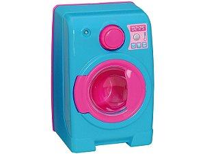 Máquina de Lavar Infantil Home Love - C/ Som e Luz - Usual