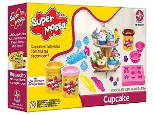Super Massa Cupcake - Estrela